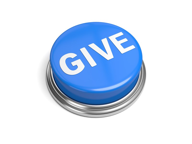 Carry back charitable donations