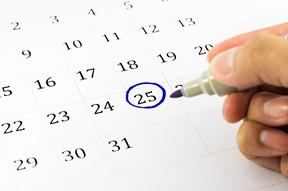 Tax Diary October/November 2021