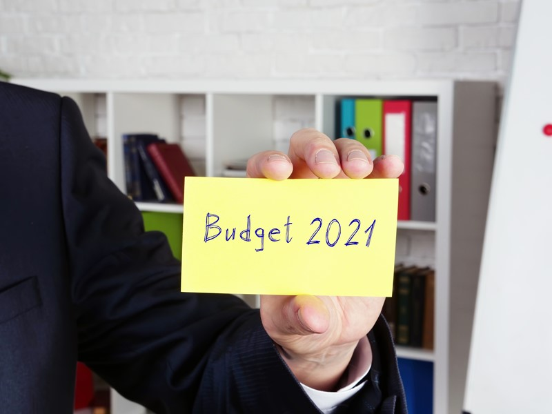 Budget Summary - March 2021