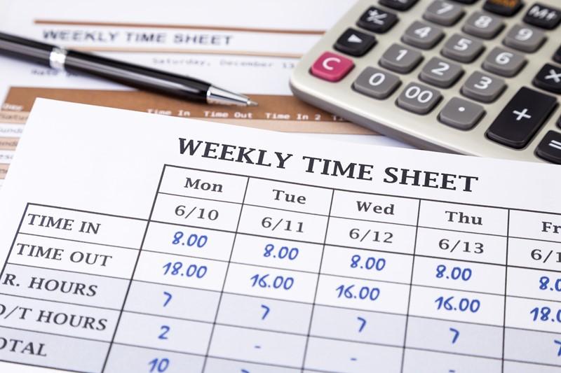 Omvang arbeidsduur voor loondoorbetaling