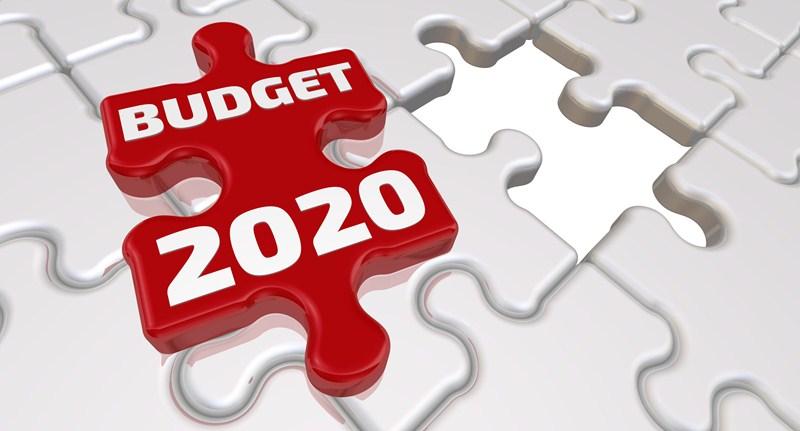 Spring 2020 Budget Summary