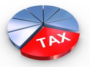 Dividend tax increase announced