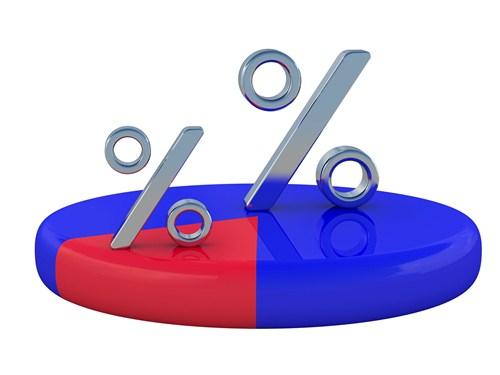 Fouten in percentages forfaitair rendement box 3