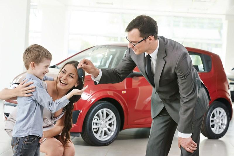 Daling verkoop auto