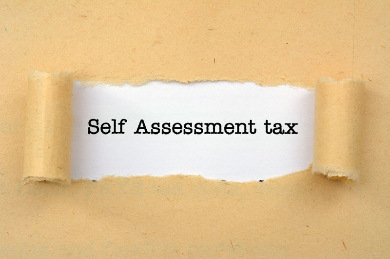 Updating Self-Assessment tax returns